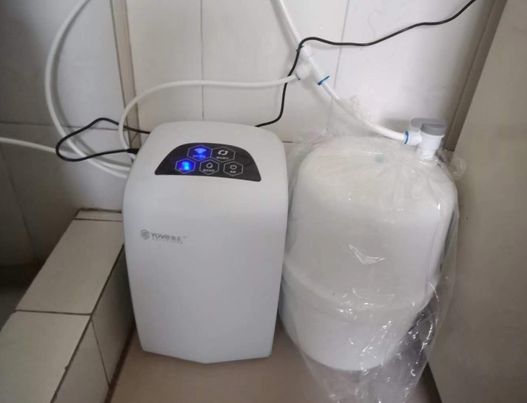 智能净水器敲响水污染警钟,永汇物云水机为你缔造健康饮水新环境!